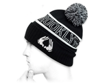 Шапка Cayler & Sons Beanie Brooklyn Pom Pon Черный / Белый
